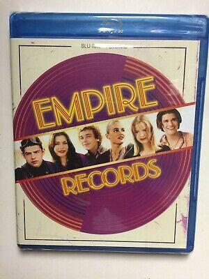 Empire Records (Blu-ray, Digital HD, 2018) NEW