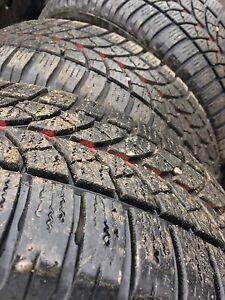 4 Bridgestone Blizzak Tires with Rims 195/60R/14 $240 o.b.o.