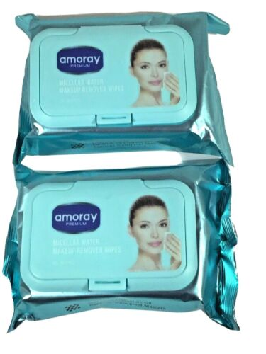 Makeup Remover Cleansing Wipes Removes Waterproof Mascara 2