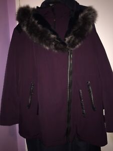 Women's Arctic Expedition Winter Jacket Size 2x