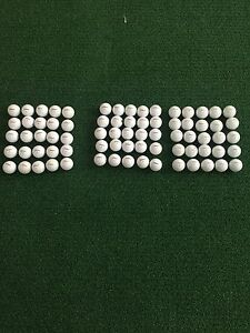 Titleist ProV ProV1X NXT, NXT Tour DT Solo Golf Ball bundle 75