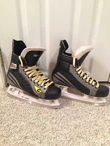 Graf G35 Skates - Sz 8.5 (need sold)