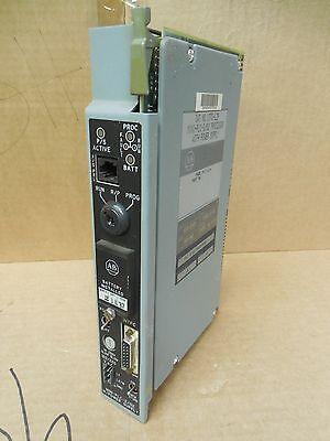 Allen Bradley Mini-plc-202 Processor W. Pwr Supply 1772-lzp Ser A Fw B 240v