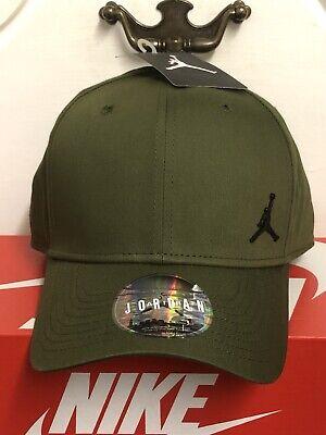 NIKE AIR JORDAN METAL JUMPMAN CLASSIC 99 BASEBALL CAP BRAND NEW WITH TAGS