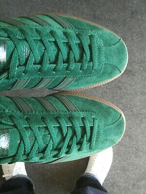 Adidas Bermuda 8.5 Fit Like 8 Green Tags  Popped Never Wore New Condition 10/10