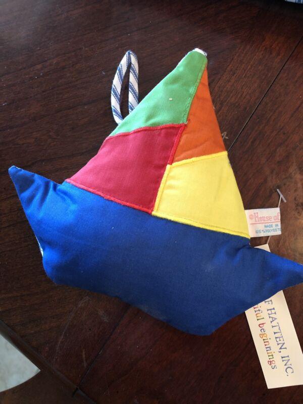 Baby Nursery Decor Musical Pillow