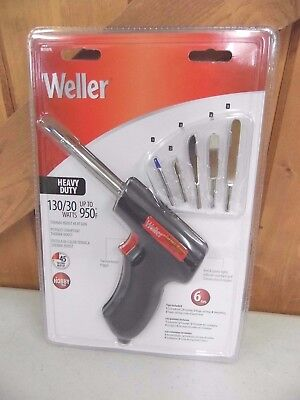 Weller Therma-Boost Heat Tool & Soldering Gun ~ TB100PK ~ New ~ Free Shipping