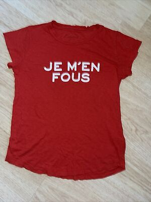 Zadig & Voltaire T- Shirt Size S