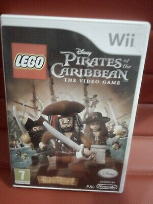 Wii Lego Disney Pirates Of The Caribbean The Video Game for sale  Shipping to Nigeria