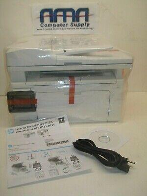 HP LASERJET PRO MFP M130fw MONOCHROME PRINTER G3Q60A
