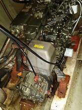 Marine Diesel, 2 x 56Hp Yanmar Engines Mandurah Mandurah Area Preview