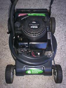 BRIGGS STRATTON SERVICED 4 STROKE LAWN MOWER! Runcorn Brisbane South West Preview