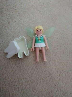 Playmobil Special Plus Set 5381 - Tooth Fairy and Tooth Box - USED