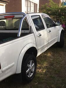 2003 Holden Rodeo Dual Cab Automatic Cringila Wollongong Area Preview