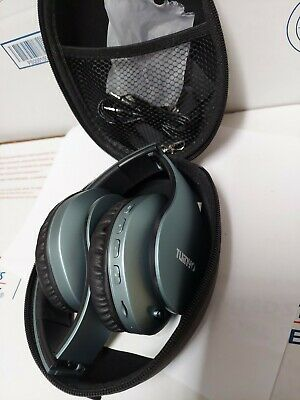 Bluetooth Headphones,Tuinyo Wireless Headphones Over Ear with Microphone, & for