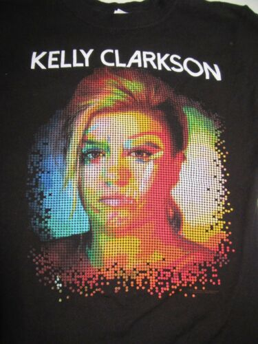 Rare Kelly Clarkson tour shirt girls Jr.Small
