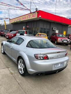 MAZDA RX8 SPORTY 2004 ~~ RWC & 6 MONTH REGO~~NEW ALL BRAKE PADS Dandenong Greater Dandenong Preview