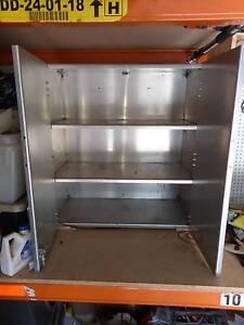 Aluminium cabinet / cupboard tool storage. Clayfield Brisbane North East Preview