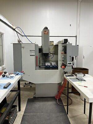2000 Haas Mini Mill Cnc Machine