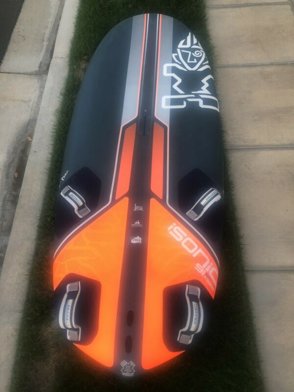 used board windsurfing 2019 Starboard Isonic 91cm Wide 160 L