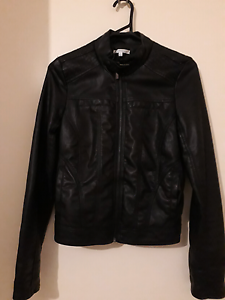 FAUX LEATHER JACKET WOMEN'S Prestons Liverpool Area Preview