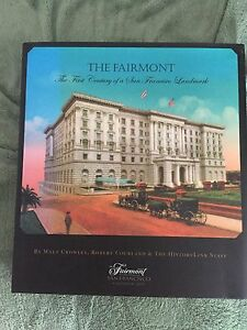 Five hardcover books historic hotels/Boston etc