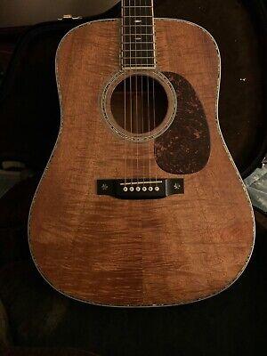 Martin D-42K2 All-Koa Acoustic Guitar