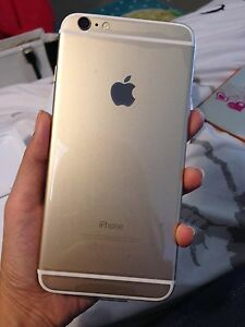 Iphone 6 plus GOLD - near new Girrawheen Wanneroo Area Preview