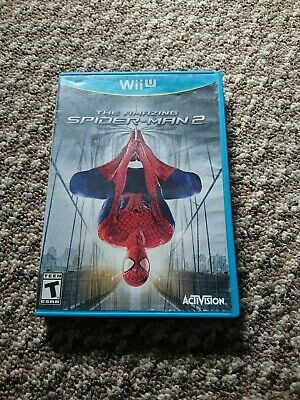 The Amazing Spider-Man 2 (Nintendo Wii U)  Tested FAST SHIPPING