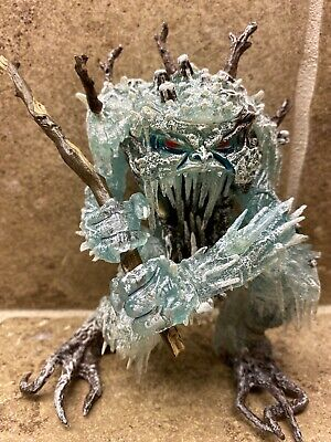 🔥2007 Mcfarlane's Twisted Christmas Jack Frost Action Figure BEST