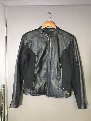Harley Davidson Womens Leather Jacket Large