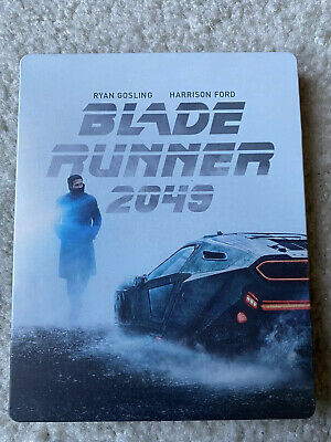 Blade Runner 2049 4K Steelbook (4k Ultra HD + Blu-Ray) Best Buy exclusive