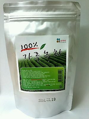 100% Certified Natural Pure Organic Matcha Powder Green Tea Korean 100g 3.5oz