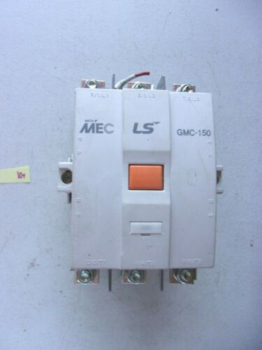 FRESH TAKEOUT LS MEC THERMAL 3 POLE CONTACTOR GMC-150 (185-0)