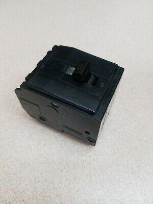 Square D Qo360 Plug On Circuit Breaker 60a 3p 240v Type Qo 60 Amp 3 Pole Used