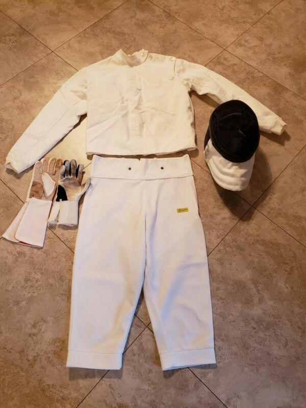 Fencing Gear Youth Model Vintage Suit Linea