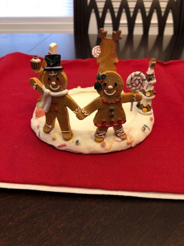Yankee Candle Gingerbread Large Jar Candle Holder