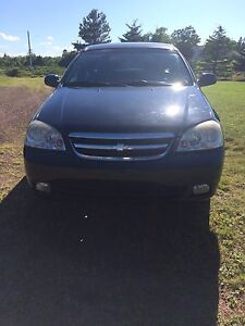 2006 Chevy Optra *works great**