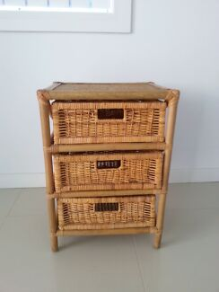 Cane drawers Epping Ryde Area Preview