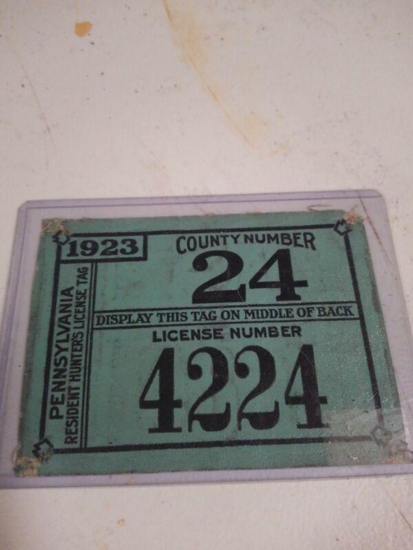 Pa hunting license pennsylvania