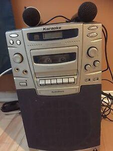 Karaoké machine