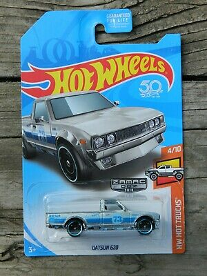Hot Wheels Datsun 620 4 / 10 HW Hot Trucks Zamac 2018 007