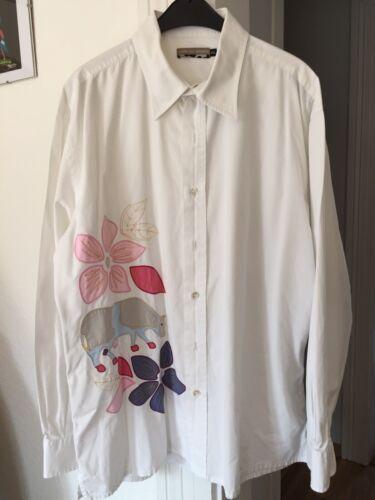 Chemise mise au green - xxl - blanc