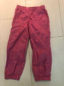 Kids splash pants size 4/5