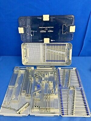 Zimmer 1147-75-01 Pioneer 7.5mm Cannulated System Orthopedic Trauma