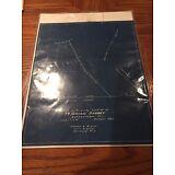 1937 Blueprint Map of 79 Union Street,Bordentown,N.J.Crosswicks St.
