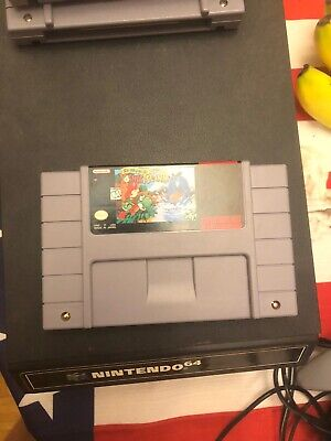 super mario world 2 yoshi's island super nintendo