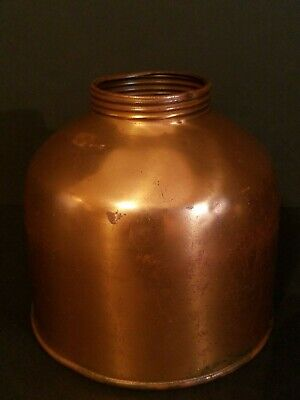 (BASE ONLY) Vintage BLIZZARD Continuous D. B. Smith & Co. Copper Sprayer