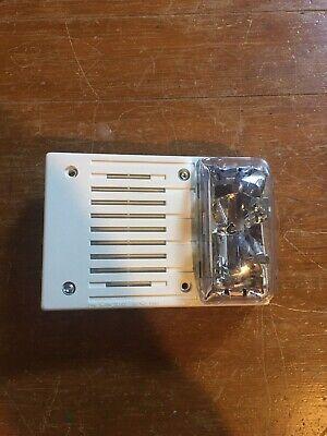 Simplex Fire Alarm Horn Strobe Model 4906-9130 Smartsync Multi Candela