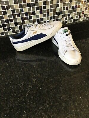 Mens Size 10 Puma Basket Classic LFS Men's Trainers